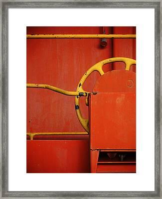 West Feliciano Framed Print
