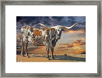West Of El Segundo 2 Framed Print by Robert Anschutz