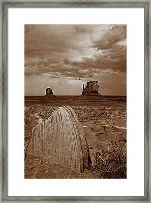 West005 Framed Print
