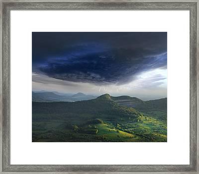 Westalb Framed Print