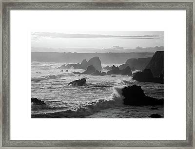Westerly View, From Bunmahon Framed Print