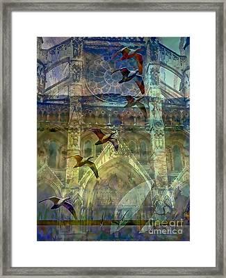 Westminster Cathedral Framed Print