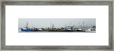 Westport Point Framed Print