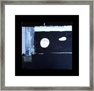Westside Harbour I Framed Print by Mark Fearn