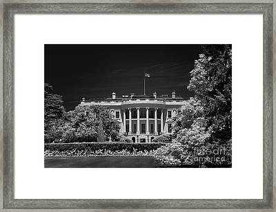 WH1 Framed Print by Mike Kurec