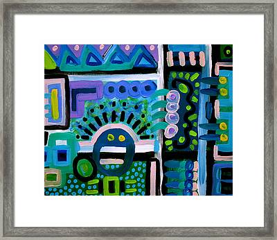 Whaaat Framed Print by Jeff Gater