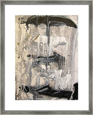 Whale Tale 2 Framed Print