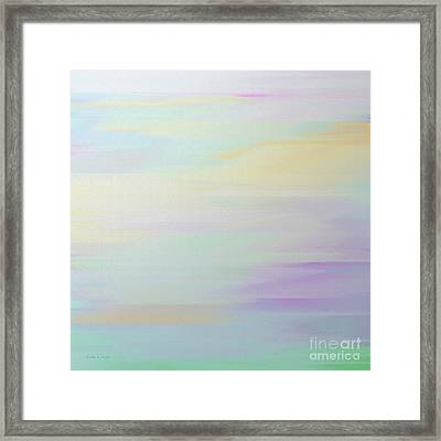 What A Beautiful Day Framed Print