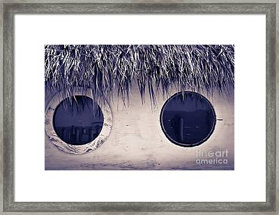 What Do You See Framed Print by Sophie Vigneault