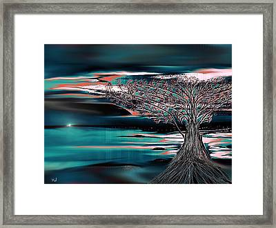 What Ever Dreams You Follow Framed Print