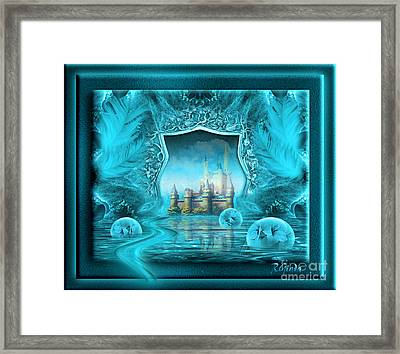 Framed Print featuring the digital art What If - Fantasy Art By Giada Rossi by Giada Rossi