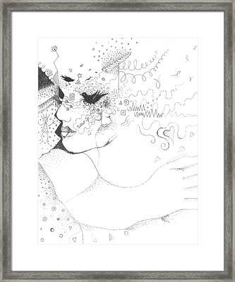 What If... Framed Print by Helena Tiainen