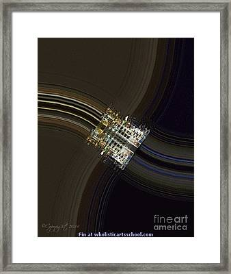 What Is It Framed Print by PainterArtist FIN