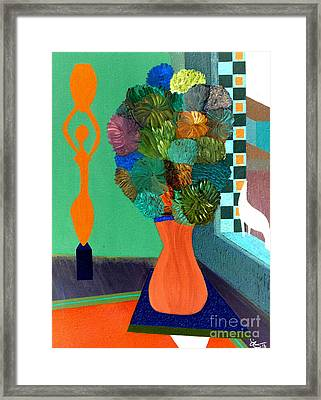 What Matisse Wanted Framed Print by Bill OConnor