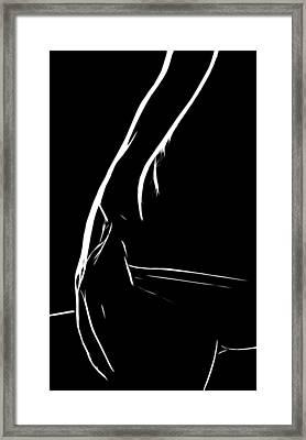 What Now Framed Print by Steve K