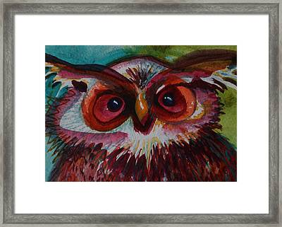 What The ???? Framed Print