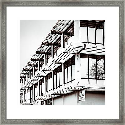 What You See Is What You Get Framed Print by Wade Brooks