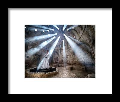 Rumi Framed Prints