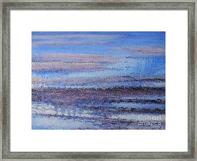 What's Not Perfect Yet Framed Print
