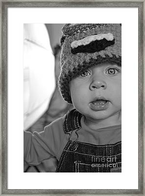 What's That Framed Print by Baywest Imaging