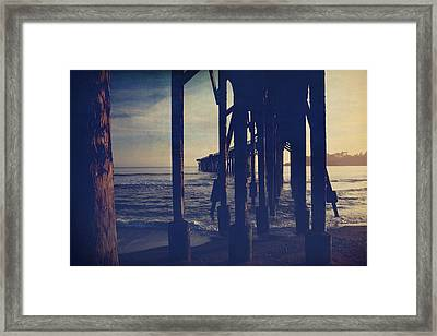 When Anything Seems Possible Framed Print by Laurie Search