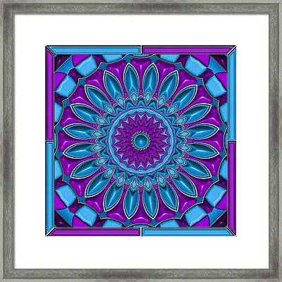 When Evening Falls Framed Print by Wendy J St Christopher