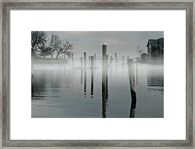 When I Look In Your Eyes Framed Print by Diana Angstadt