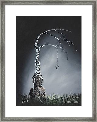 When I Think About You By Shawna Erback Framed Print