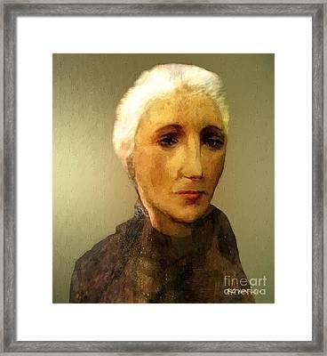 When I'm Sixty-four Framed Print by RC DeWinter