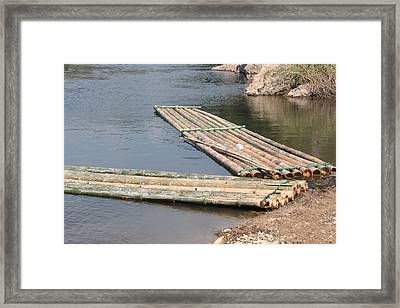 When In Thailand Framed Print by Chi Chi O