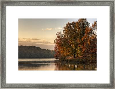 When Morning Arrives Framed Print by Jeff Burton