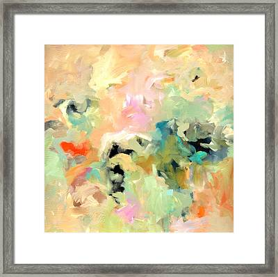 When Morning Comes Framed Print by Filomena Booth