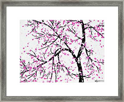 When Spring Comes Framed Print by Kume Bryant