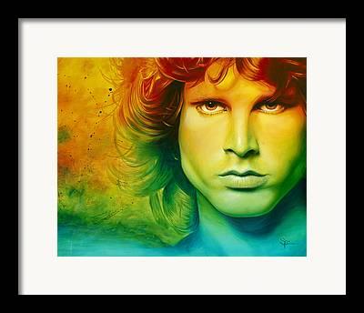 Morrison Framed Prints