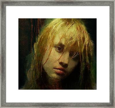 When The Party Is Over Framed Print by Gun Legler
