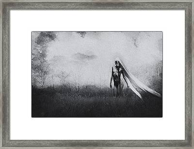 When There's No Place Left To Go Framed Print by Hazel Billingsley