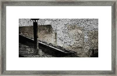 When We Are Gone Framed Print by Steve K