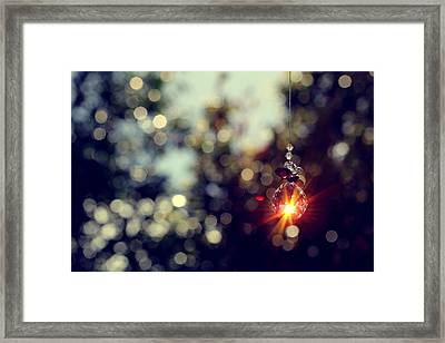 When Wishes Come True Framed Print by Beata  Czyzowska Young