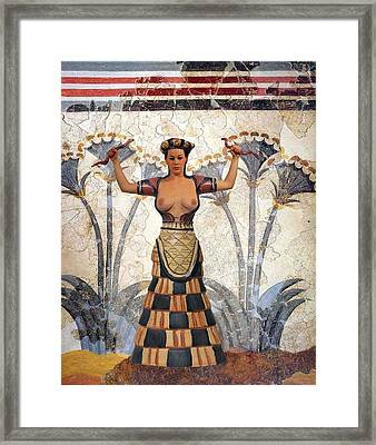 When Women Ruled Framed Print
