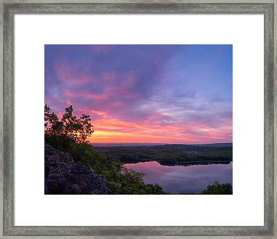 When You Can't Sleep Framed Print