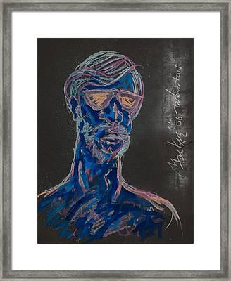 Whenton Framed Print