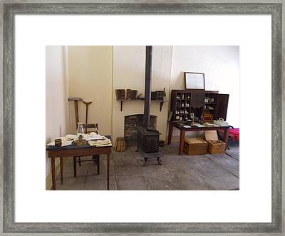 Where Are You General Framed Print by Amazing Photographs AKA Christian Wilson