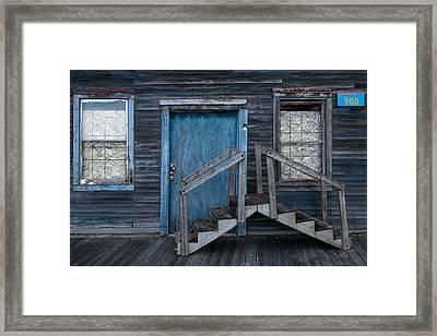Where Do We Go From Here? Framed Print