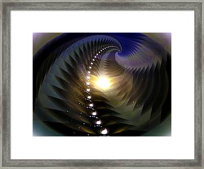 Where Dreams Are Born  The Generations Framed Print by Rebecca Phillips