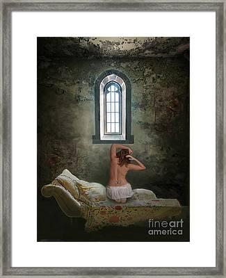 Where Freedom Is A Dream Framed Print