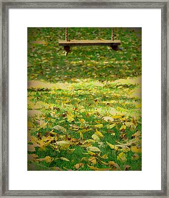 Where Have All The Children Gone Framed Print by Terry Eve Tanner