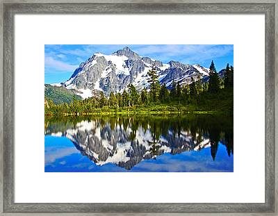 Framed Print featuring the photograph Where Is Up And Where Is Down by Eti Reid
