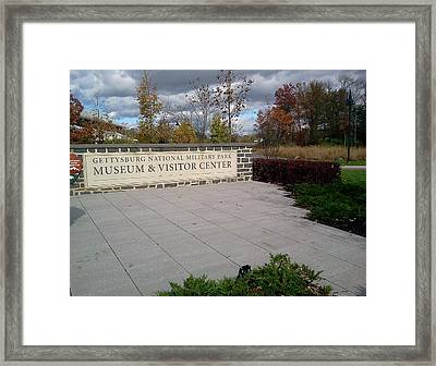 Where It All Started Framed Print by Amazing Photographs AKA Christian Wilson