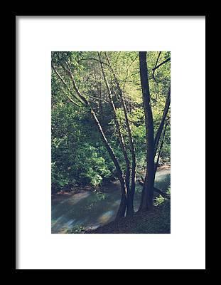 Fort Bragg Framed Prints