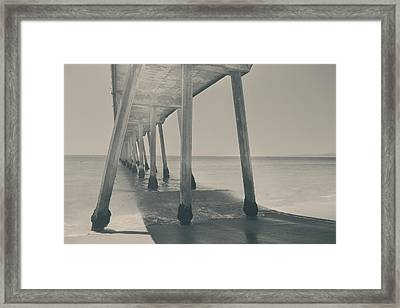 Where Life Takes Us Framed Print by Laurie Search